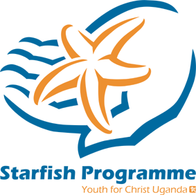 SMALL STARFISH LOGO